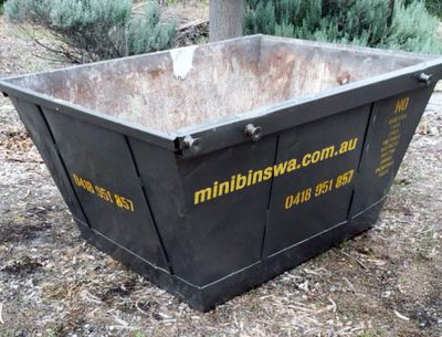 Hire Mini Waste Bin
