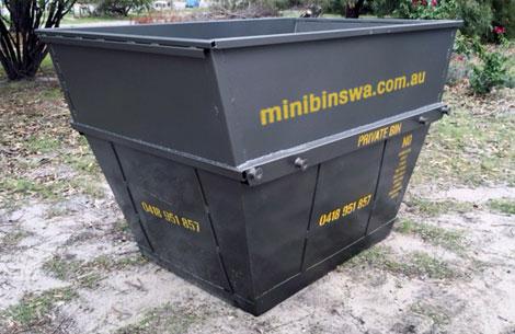 Hire Waste Bin
